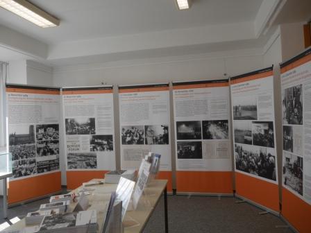 In der Ausstellung 1