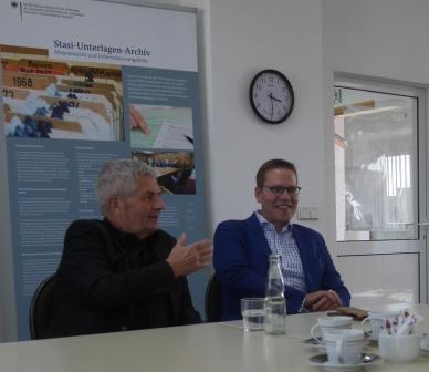 Im Gespräch mit Tino Sorge (CDU)