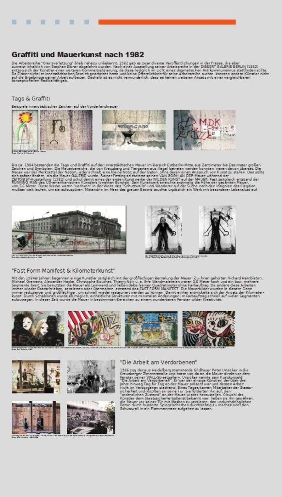 03 - Graffiti nach 82